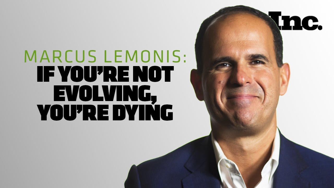 Marcus Lemonis If Youre Not Growing Youre Dying Inc Magazine