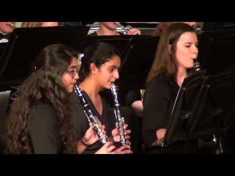 Wind Ensemble - Enigma Variations (Metea Valley High School)