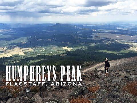 Hiking Humphreys Peak - Highest point in Arizona - Epic Hike!