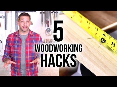 5 Woodworking Hacks for Beginners with J. Pickens - HGTV Handmade