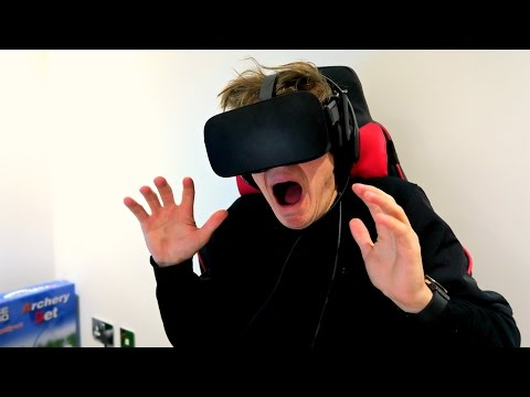 I SH*T MYSELF IN VIRTUAL REALITY!