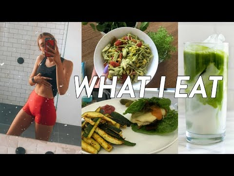 REALISTIC WHAT I EAT IN A DAY + VLOG healthy eating made easy!
