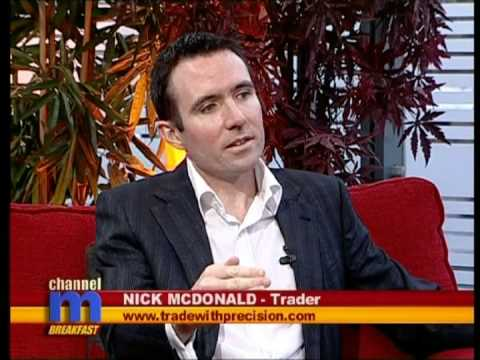 Nick McDonald - Trade with Precision - Channel M
