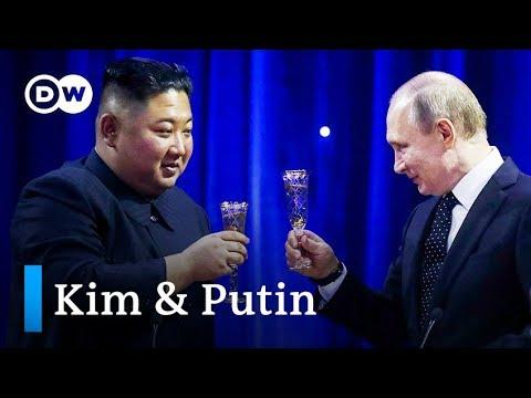 Kim Putin summit:
