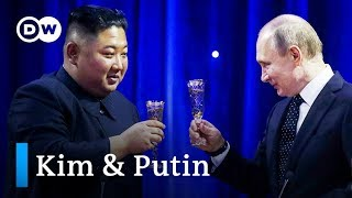 Kim Putin summit: What's different from meetings with Trump? | DW News