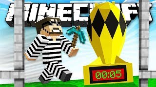USING A *NUKE* in Minecraft Prisons #18