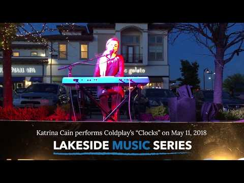 Katrina Cain at Lakeside Music Series