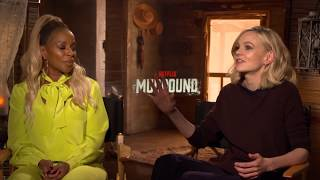 Mary J. Blige & Carey Mulligan: MUDBOUND