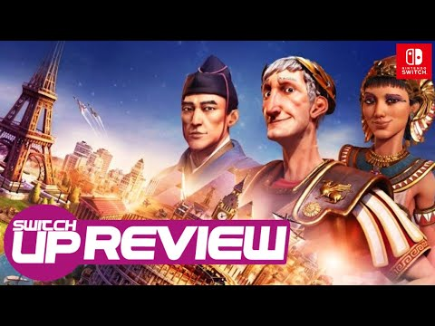 Civilization VI Switch Review - TAKE MY CASH! - YouTube
