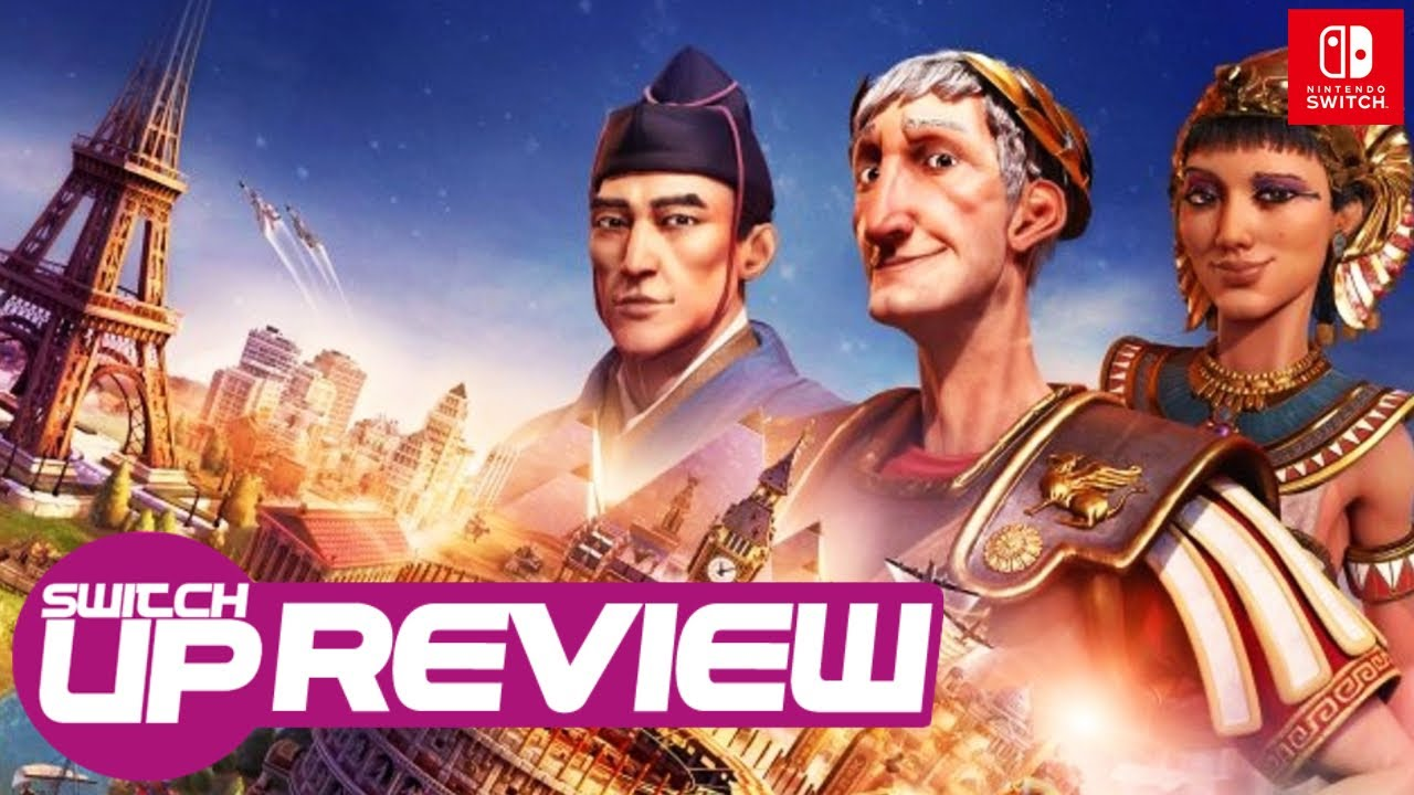 Civilization VI Switch Review - TAKE MY CASH!