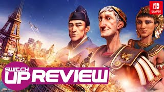Civilization VI Switch Review - TAKE MY CASH!