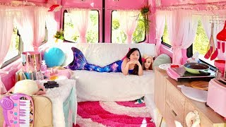 🎀 If I Lived in a Barbie Dream Camper 🎀