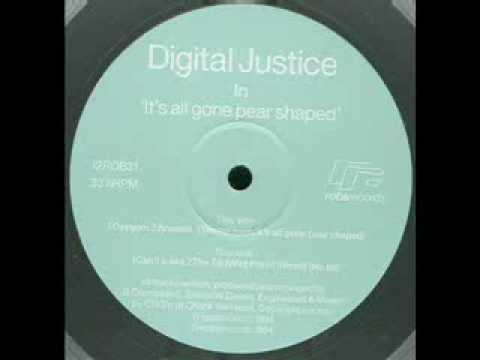 Digital Justice - Profit (No Till) - It's all gone pearshaped - Robs Records 1994 - Ambient Classic
