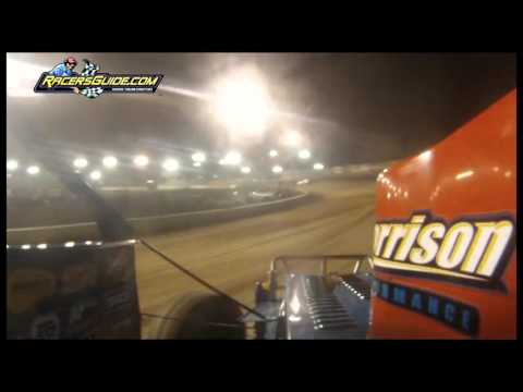 Neal Williams Hot Laps Big Block Modified around Volusia Speedway Park