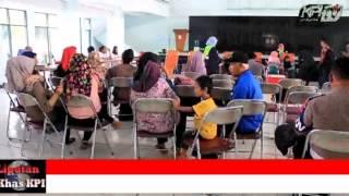 Liputan Donor Mahasiswa