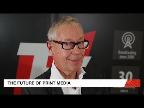 The Future Of Print Media