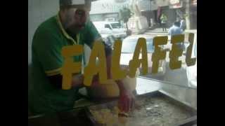 Falafel in Bourj Hammoud (Beirut)