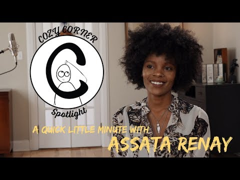 Uptown Angela - Introducing Assata Renay (my mini me)
