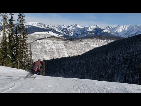 Vail New Year's Day 2019 Colorado - 1/1/2019