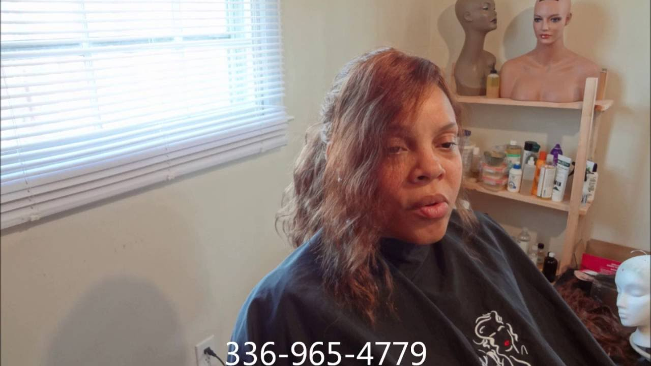 Full Curly Sew in No Leave Out
