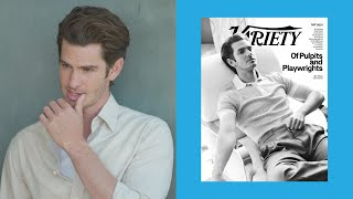 Andrew Garfield on 'The Eyes of Tammy Faye', 'Tick, Tick… Boom!' And 'The Amazing Spider-Man'