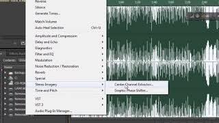 Adobe Audition CS6 ဗုီဂြံမွာတ္ ရမ်ာင္ဒေယွ္ ေကၜာန္ဒြက္ Karaoke