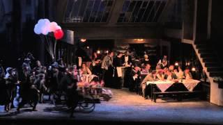 La Boheme Trailer - ENO