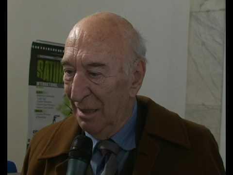 GIULIANO MONTALDO - intervista (Saturno Film Festival 2009) - WWW.RBCASTING.COM