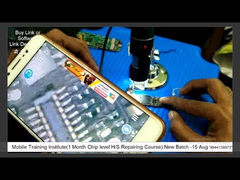 [Hindi/urdu] How to setup on Android phone |USB Digital Microscope Camera |Benefit for Mobile Repair