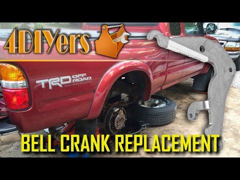 Parking Brake Bell Crank Dorman 924753 for Toyota Tundra 4Runner 1996-2002