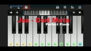 Download lagu Jaz - Dari Mata (Perfect Piano)