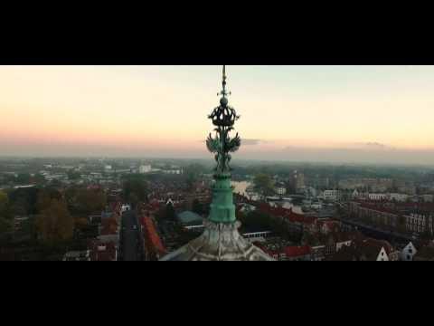 De Stad Middelburg (Klik op HD)