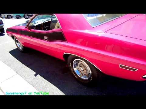 1970 Dodge Challenger, 340 6 Pack Mopar