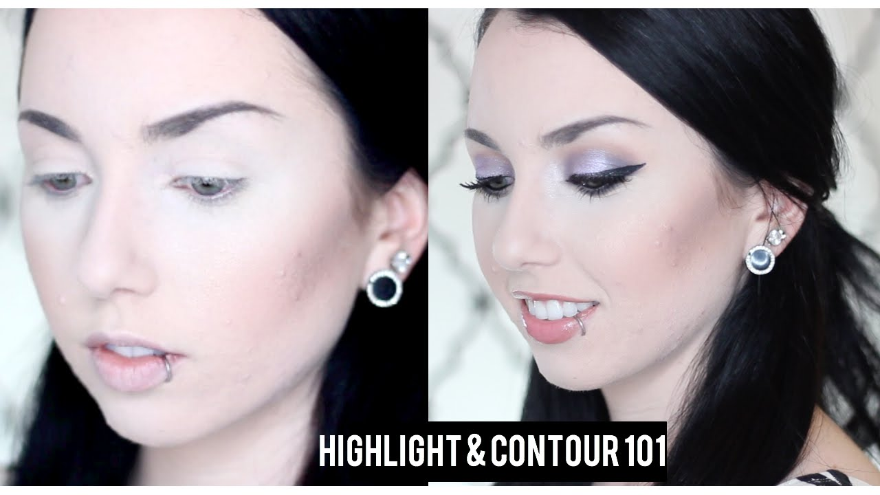 Contouring Makeup Kit Pale Skin | Saubhaya Makeup