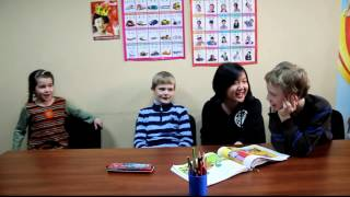 Урок китайского для детей в школе iSpeak(Урок китайского языка с носителем в школе iSpeak, www.ispeakspb.ru., 2012-08-10T20:54:59.000Z)