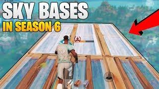 Do Sky Bases in Season 6 still work?!