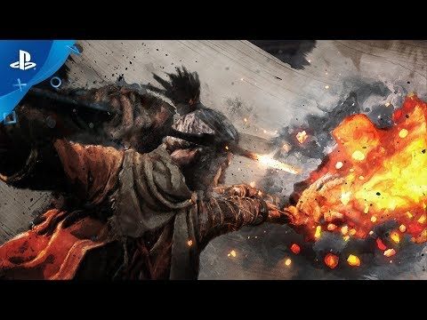 Sekiro: Shadows Die Twice - Official Launch Trailer | PS4