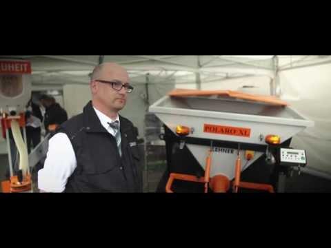 Lehner Agrar GmbH auf der Demopark 2013 - Interview mit Oliver Schmidt