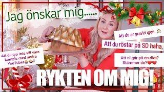 Gambar cover JULKLPPSTIPS & RYKTEN OM MIG! | Finns det några?!