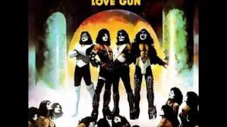 Kiss - Tomorrow and tonight - Love gun (1977)