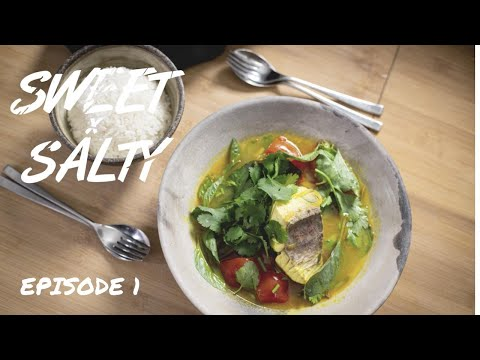 Mum's Yellow Fish Soup | SWEET X SALTY