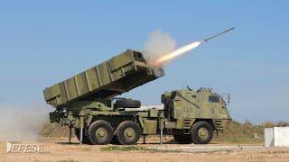 Brazilian Army | Astros Ii Mk-6 Mlrs Rocket Artillery System