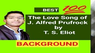 #Day17 |History of english literature|  The Love Song of J. Alfred Prufrock |kvs nvs uptgt