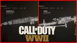 New Epic Gewehr 43 and GPMG DLC Weapons Gameplay for Call of Duty: WII (Winter Seige DLC Event)