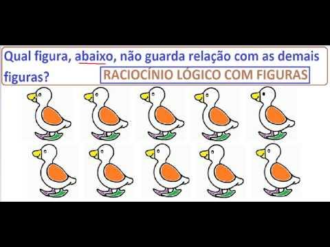 Raciocínio Lógico Figuras Imagem Teste psicotécnico QI Quociente de Inteligência Detran Concurso RLM de YouTube · Duração:  4 minutos 20 segundos