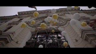 """11 сентября 2015 г. Ресторан """"Vasanta"""". Свадебное мероприятие Алексея и Олеси."""