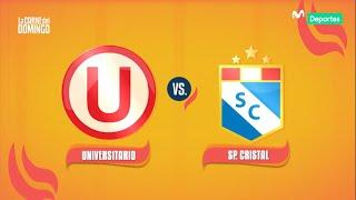 La Carne del Domingo: Universitario de Deportes 0-0 Sporting Cristal | RESUMEN del partido