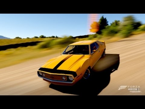 Extreme Offroad Silly Builds - 1971 AMC Javelin AMX (Forza Horizon 2)