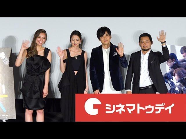 梶裕貴「日本のアニメに興味を」海外の観客に向けアピール 映画『GANTZ:O』英語吹替版プレミア上映舞台あいさつ