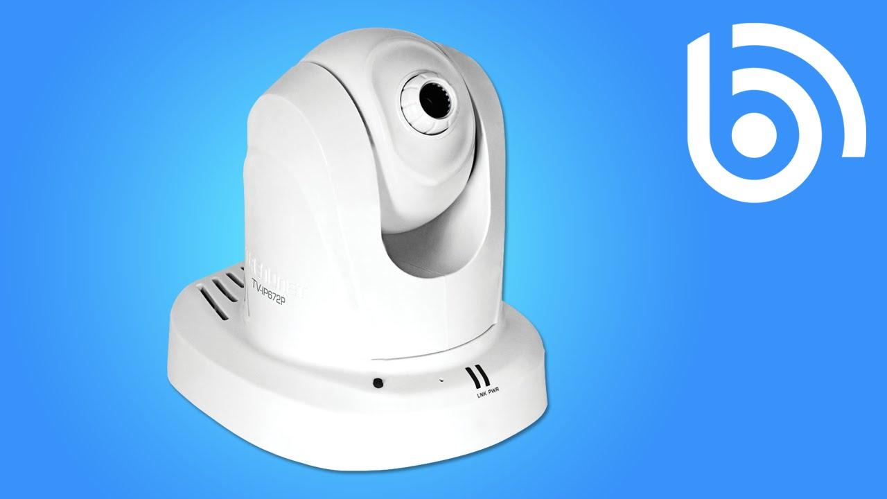 TRENDnet TV-IP672P Internet Camera Treiber